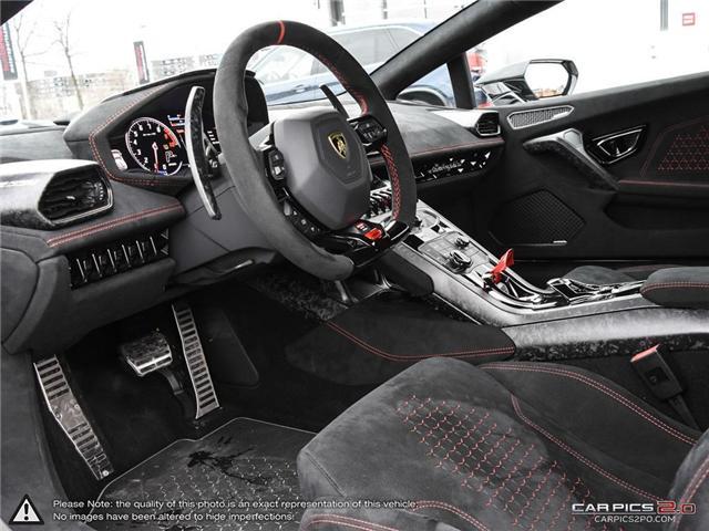 2018 Lamborghini Huracan Performante (Stk: 19MSX047) in Mississauga - Image 13 of 29