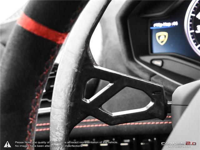 2018 Lamborghini Huracan Performante (Stk: 19MSX047) in Mississauga - Image 16 of 29