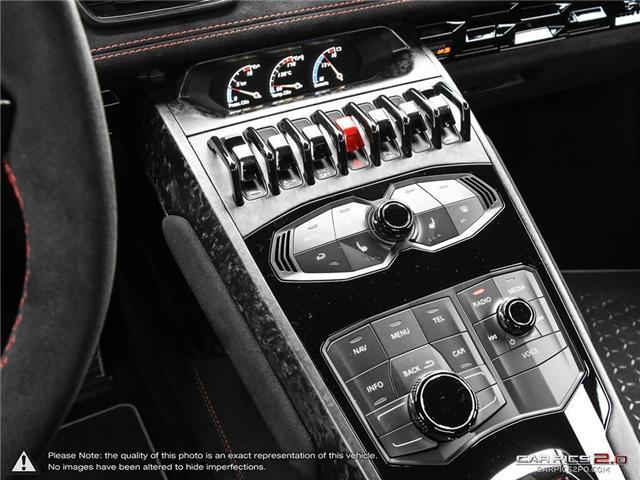 2018 Lamborghini Huracan Performante (Stk: 19MSX047) in Mississauga - Image 20 of 29