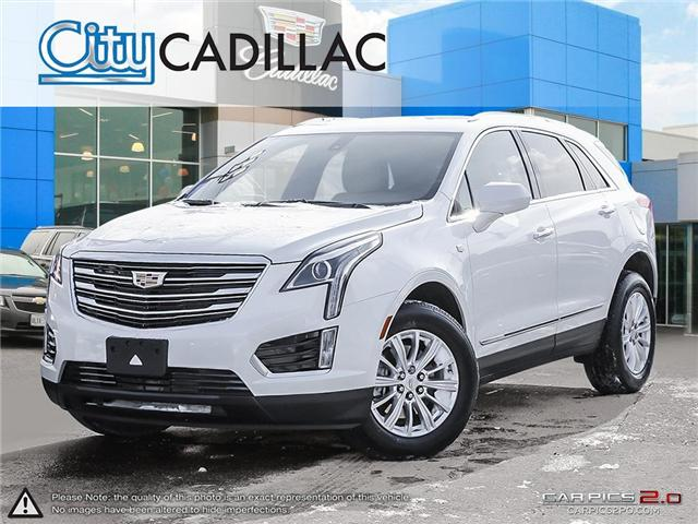 2019 Cadillac XT5 Base (Stk: 2901451) in Toronto - Image 1 of 27