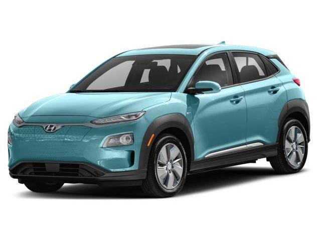 2019 Hyundai Kona EV Ultimate (Stk: H93-3666) in Chilliwack - Image 1 of 2