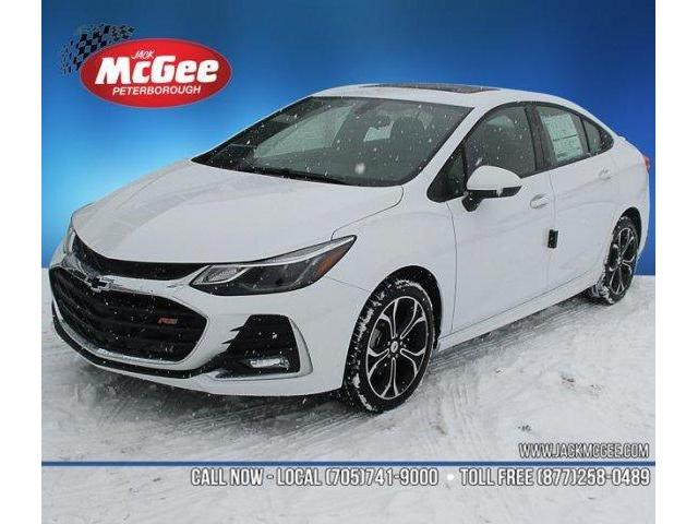 2019 Chevrolet Cruze LT (Stk: 19343) in Peterborough - Image 1 of 3