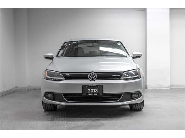 2013 Volkswagen Jetta Turbocharged Hybrid Comfortline (Stk: 53117A) in Newmarket - Image 2 of 19