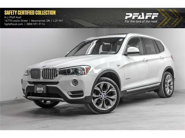 2015 BMW X3 xDrive28i (Stk: A11978A) in Newmarket - Image 1 of 22