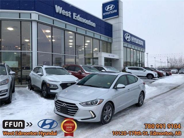 2018 Hyundai Elantra GL SE (Stk: E4325) in Edmonton - Image 1 of 22