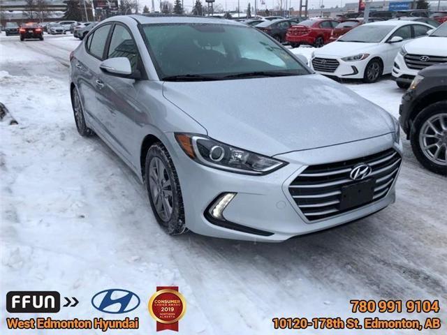 2018 Hyundai Elantra GL SE (Stk: E4325) in Edmonton - Image 4 of 22