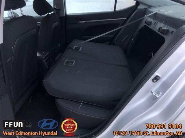 2018 Hyundai Elantra GL SE (Stk: E4325) in Edmonton - Image 12 of 22