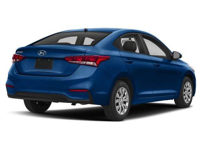 2019 Hyundai Accent Preferred (Stk: 184896) in Markham - Image 3 of 9