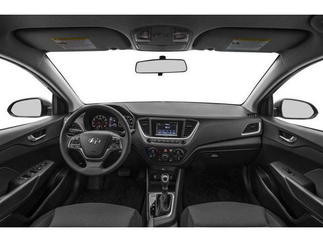 2019 Hyundai Accent Preferred (Stk: 184896) in Markham - Image 5 of 9