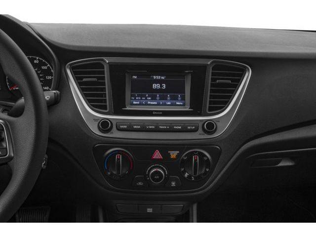 2019 Hyundai Accent Preferred (Stk: 184896) in Markham - Image 7 of 9