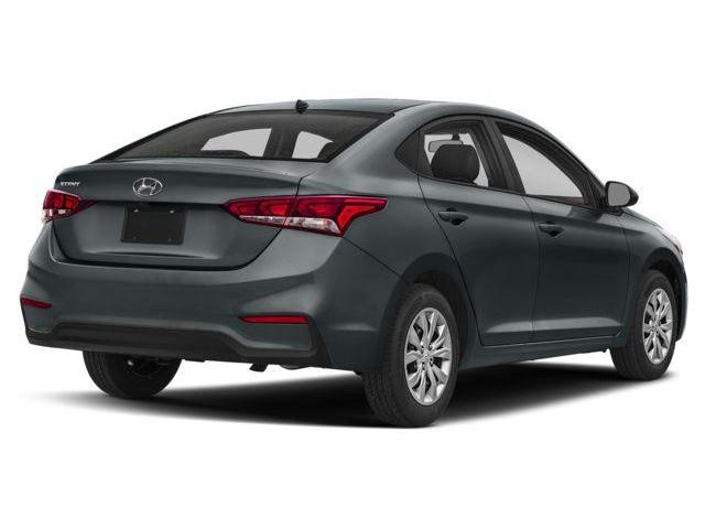 2019 Hyundai Accent Preferred (Stk: 184898) in Markham - Image 3 of 9