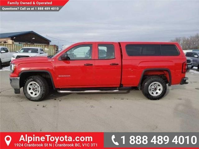 2017 GMC Sierra 1500 Base (Stk: S919511B) in Cranbrook - Image 2 of 16
