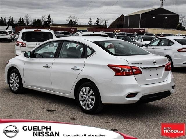 2017 Nissan Sentra  (Stk: UP13528) in Guelph - Image 2 of 23