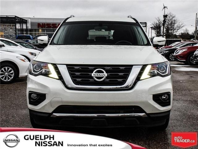 2018 Nissan Pathfinder  (Stk: UP13537) in Guelph - Image 2 of 25