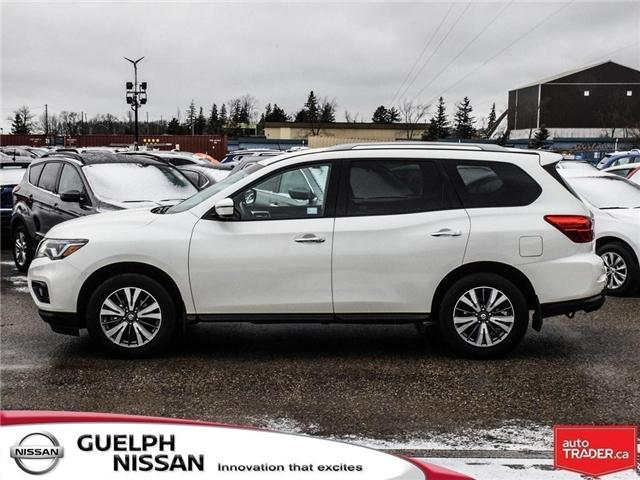 2018 Nissan Pathfinder  (Stk: UP13537) in Guelph - Image 3 of 25