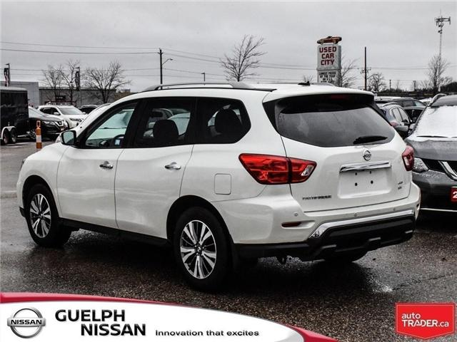 2018 Nissan Pathfinder  (Stk: UP13537) in Guelph - Image 4 of 25