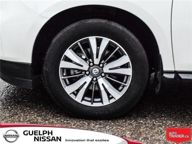 2018 Nissan Pathfinder  (Stk: UP13537) in Guelph - Image 7 of 25