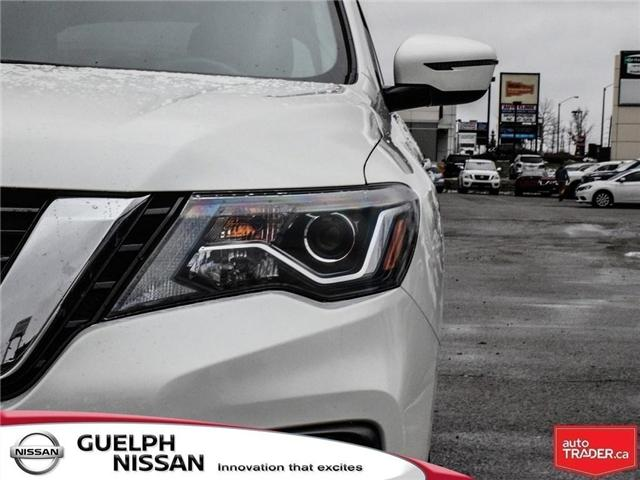 2018 Nissan Pathfinder  (Stk: UP13537) in Guelph - Image 8 of 25