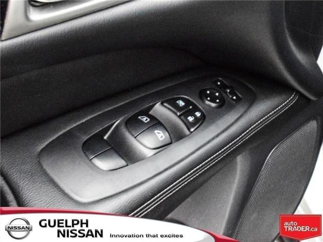 2018 Nissan Pathfinder  (Stk: UP13537) in Guelph - Image 9 of 25