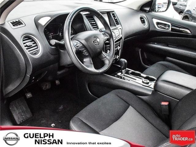 2018 Nissan Pathfinder  (Stk: UP13537) in Guelph - Image 11 of 25