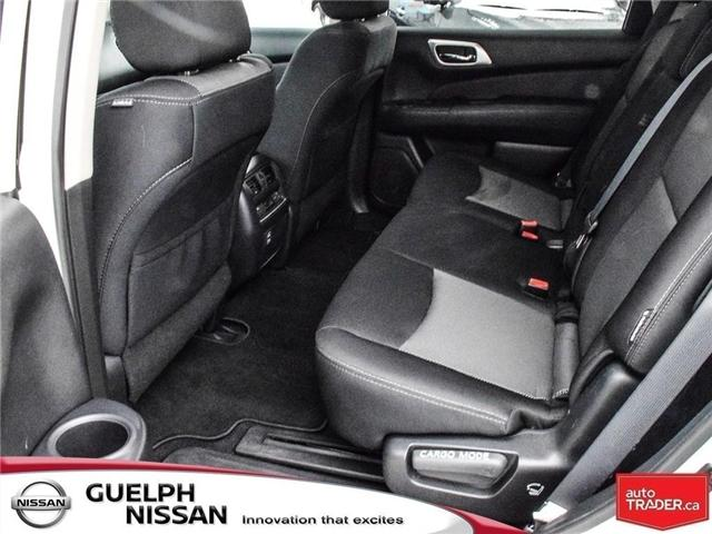 2018 Nissan Pathfinder  (Stk: UP13537) in Guelph - Image 13 of 25