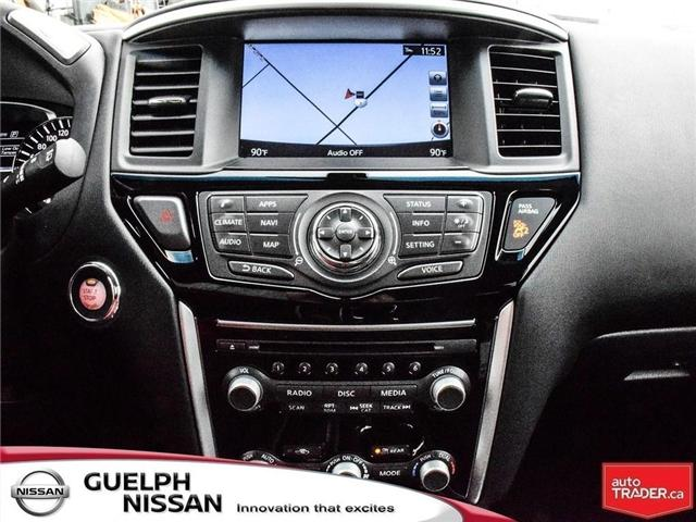 2018 Nissan Pathfinder  (Stk: UP13537) in Guelph - Image 15 of 25