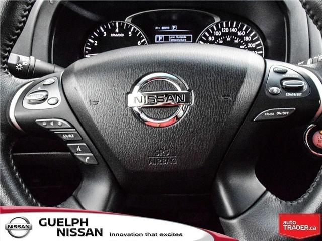 2018 Nissan Pathfinder  (Stk: UP13537) in Guelph - Image 18 of 25
