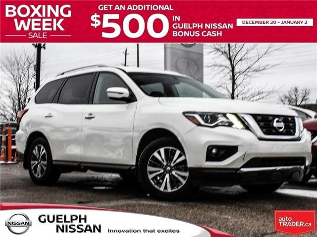 2018 Nissan Pathfinder  (Stk: UP13537) in Guelph - Image 24 of 25