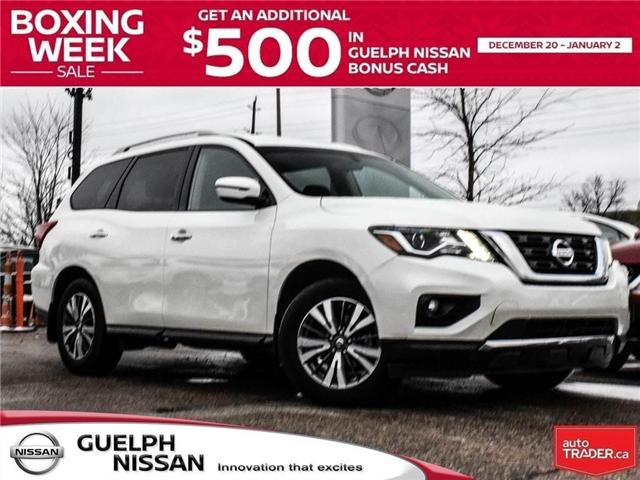 2018 Nissan Pathfinder  (Stk: UP13537) in Guelph - Image 25 of 25