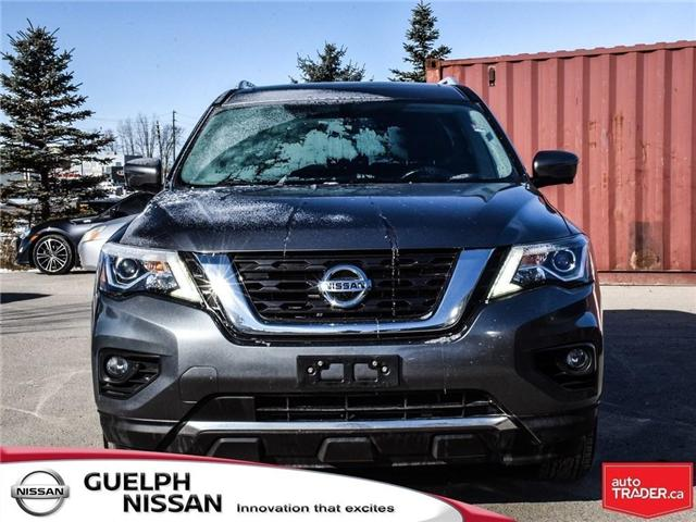 2017 Nissan Pathfinder  (Stk: UP13532) in Guelph - Image 2 of 24
