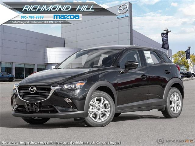 2019 Mazda CX-3 GS (Stk: 19-180) in Richmond Hill - Image 1 of 23