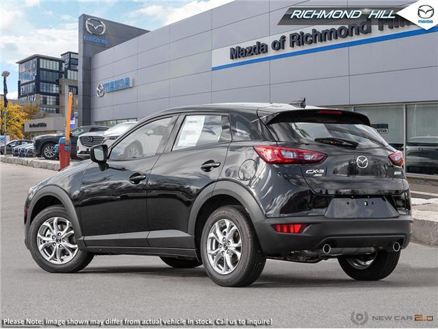 2019 Mazda CX-3 GS (Stk: 19-180) in Richmond Hill - Image 4 of 23
