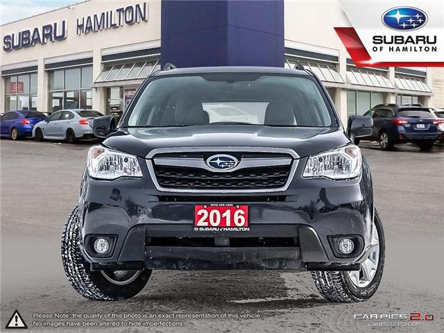 2016 Subaru Forester 2.5i Convenience Package (Stk: U1399) in Hamilton - Image 2 of 26