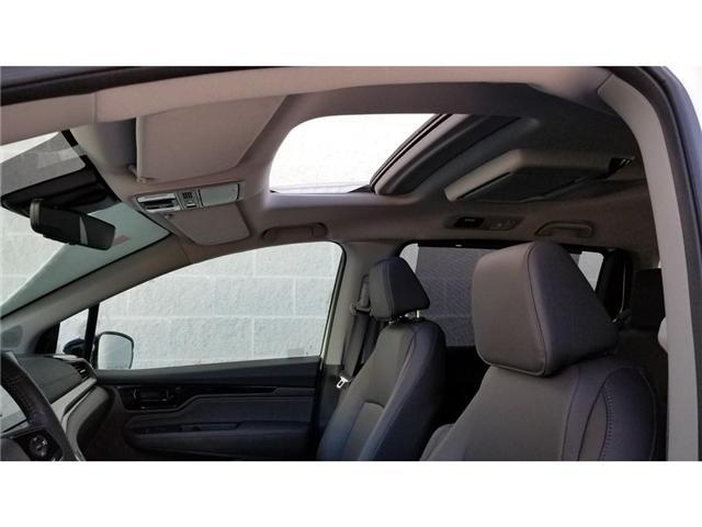 2019 Honda Odyssey Touring (Stk: 19018) in Kingston - Image 11 of 30