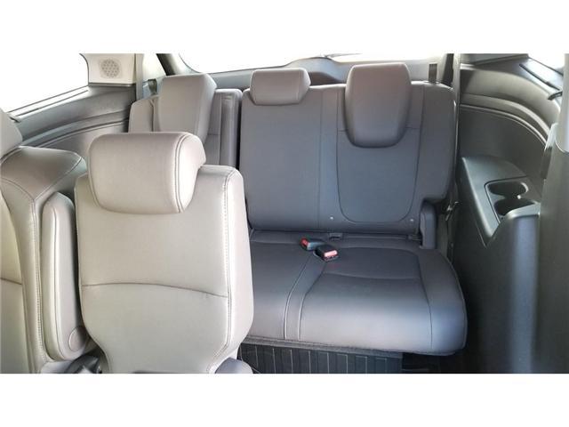 2019 Honda Odyssey Touring (Stk: 19018) in Kingston - Image 14 of 30