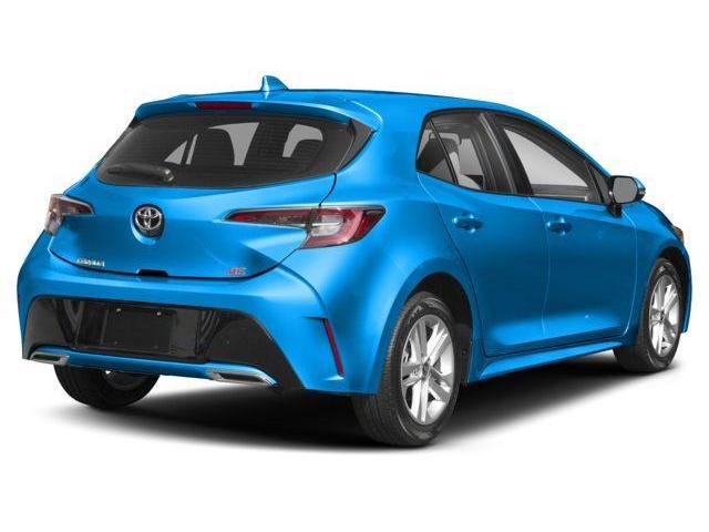 2019 Toyota Corolla Hatchback Base (Stk: 78613) in Toronto - Image 3 of 9