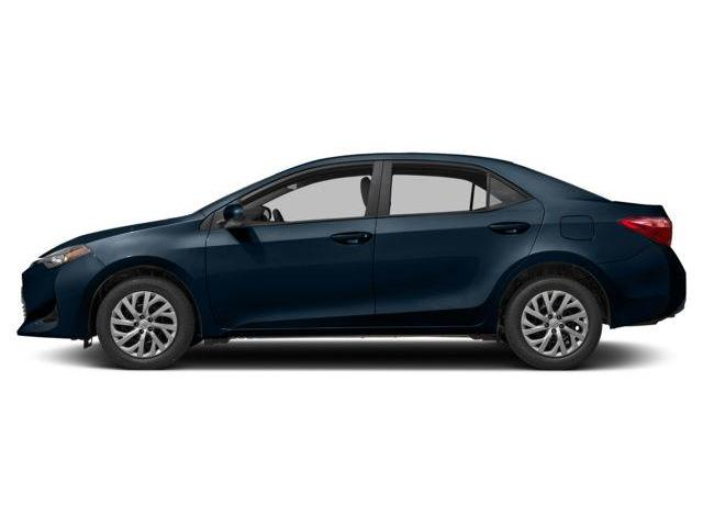 2019 Toyota Corolla LE Upgrade Package (Stk: 78614) in Toronto - Image 2 of 9