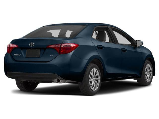 2019 Toyota Corolla LE Upgrade Package (Stk: 78614) in Toronto - Image 3 of 9
