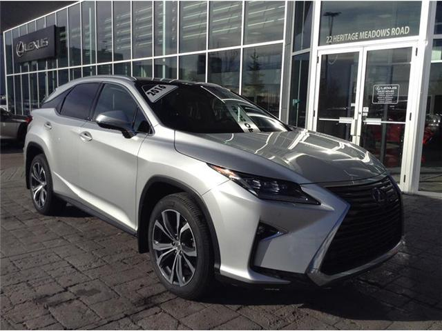 2016 Lexus RX 350 Base (Stk: 3898A) in Calgary - Image 2 of 7