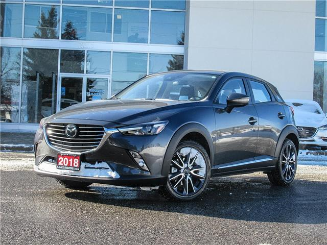 2018 Mazda CX-3 GT (Stk: P5045) in Ajax - Image 1 of 22