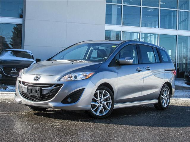 2017 Mazda 5  (Stk: P5038) in Ajax - Image 1 of 23