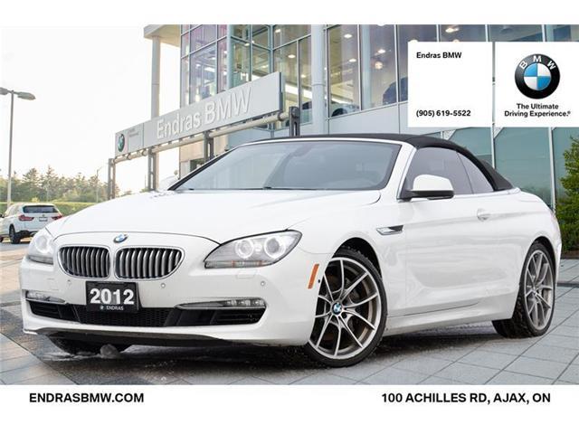 2012 BMW 650i  (Stk: 40930A) in Ajax - Image 1 of 18