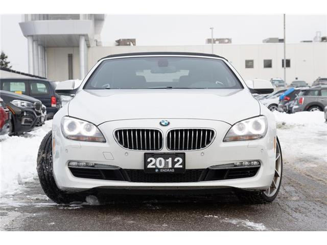 2012 BMW 650i  (Stk: 40930A) in Ajax - Image 2 of 18