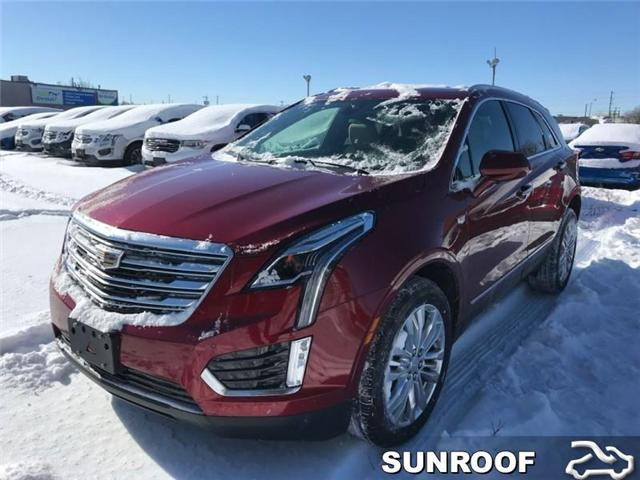 2019 Cadillac XT5 Luxury (Stk: Z208053) in Newmarket - Image 1 of 20
