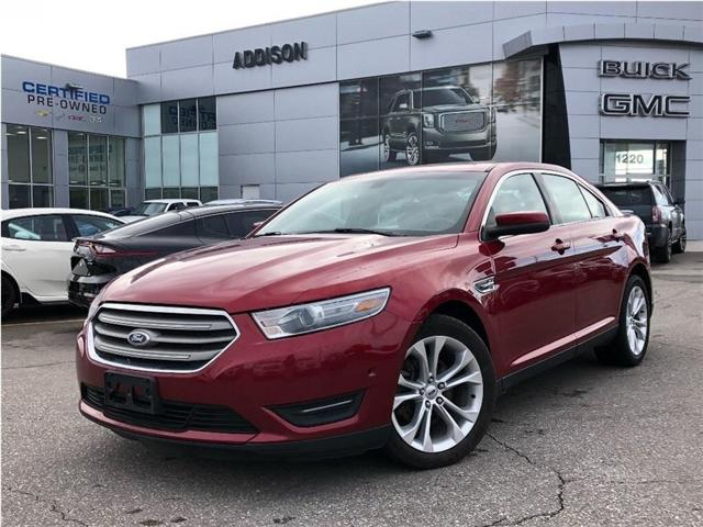 2013 Ford Taurus SEL (Stk: U231389) in Mississauga - Image 1 of 18