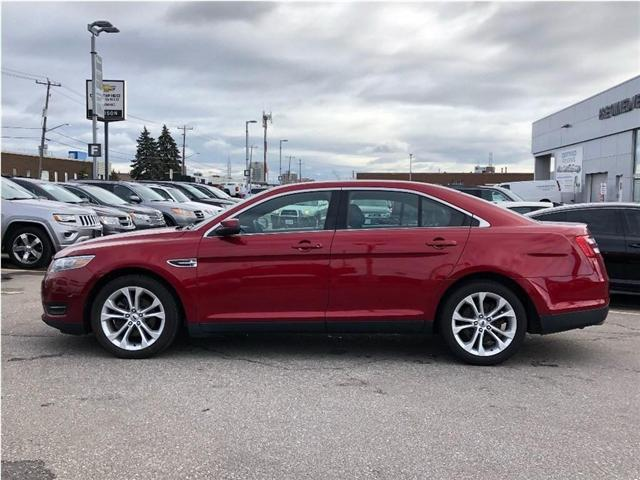 2013 Ford Taurus SEL (Stk: U231389) in Mississauga - Image 2 of 18