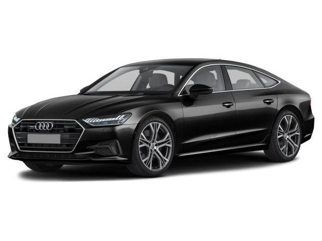 2019 Audi A7 55 Technik (Stk: 619385) in London - Image 1 of 2