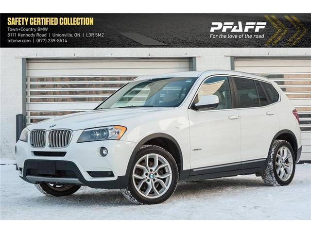 2014 BMW X3 xDrive28i (Stk: C11817) in Markham - Image 1 of 14