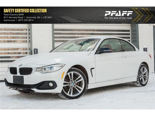 2016 BMW 428i xDrive (Stk: U11818) in Markham - Image 1 of 13