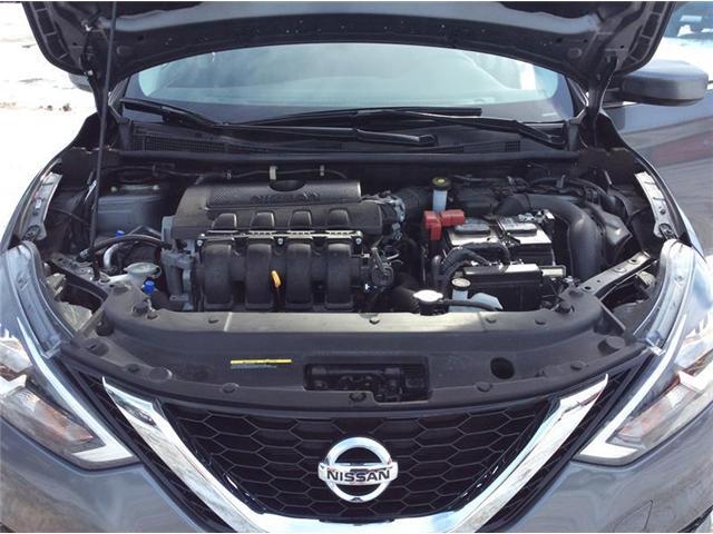 2018 Nissan Sentra 1.8 SV (Stk: 18-084) in Smiths Falls - Image 9 of 12
